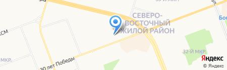 Freedom на карте Сургута