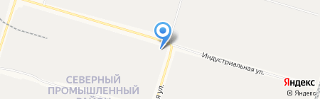 Югра-Навигация на карте Сургута