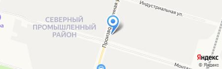 Платежный терминал Газпромбанк на карте Сургута