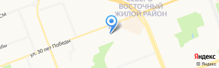 Центр по оформлению купли-продажи автомобилей на карте Сургута