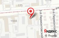 Схема проезда до компании Полином в Омске
