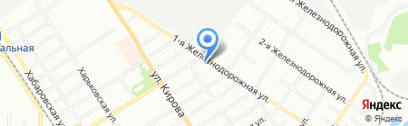 Вега Дизайн на карте Омска