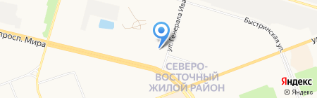 Емобайл86 на карте Сургута