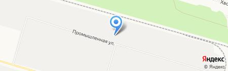 СовПлим на карте Сургута