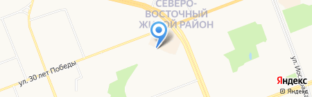 СибТехСнаб-Сварка на карте Сургута