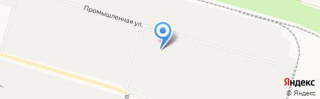 Аргус на карте Сургута
