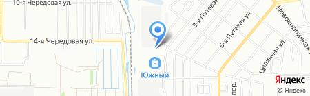 Гранд Строй на карте Омска