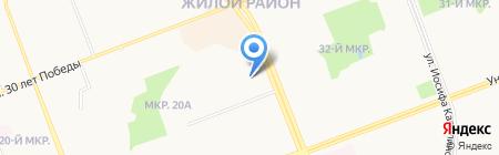 Альт сервис на карте Сургута