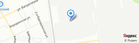 Авто-Гис на карте Омска