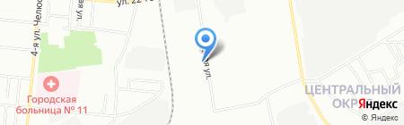 Электроспецкомплект на карте Омска