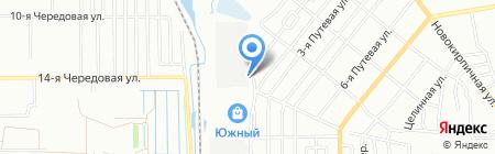 АбсолютАвто на карте Омска