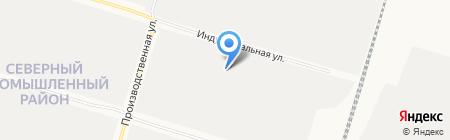 Дубрава на карте Сургута