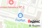 Схема проезда до компании Анастасия в Сургуте