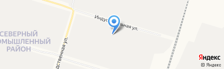 Заимка на карте Сургута