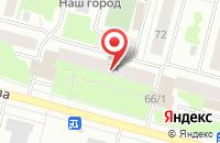 Схема проезда до компании Большая Сургутская Энциклопедия в Сургуте