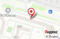 Схема проезда до компании Сибконтракт в Сургуте