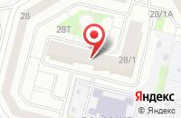 Схема проезда до компании Изобилие в Сургуте