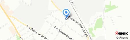 Монтажстройсервис на карте Омска
