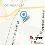 Юрам на карте Омска