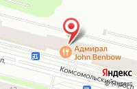Схема проезда до компании Атитс в Сургуте