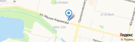 Ренессанс на карте Сургута