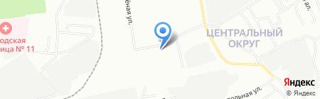 Компания СТБ на карте Омска