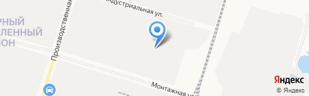 Мейджик Транс Сургут на карте Сургута