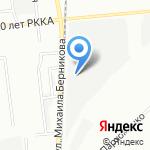 От и до на карте Омска