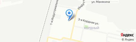 РосСтройГрупп на карте Омска