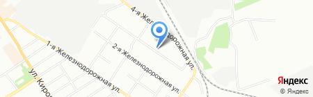 Rinax на карте Омска