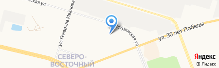 Элита на карте Сургута