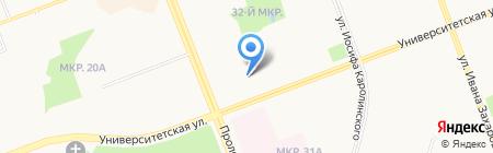 Coffee store на карте Сургута