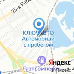 Производственно-торговая фирма на карте Омска