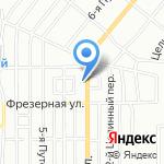 ГудОК на карте Омска