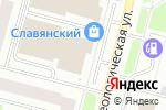 Схема проезда до компании Amigo в Сургуте