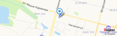 Олимп на карте Сургута