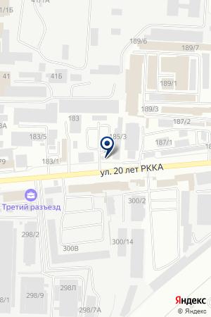 ПРОИЗВОДСТВЕННАЯ ФИРМА ЖИГУЛИН С.О. на карте Омска