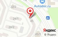 Схема проезда до компании Медиагруппбизнес в Сургуте