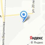 Альфа-Бизнес на карте Омска