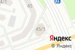 Схема проезда до компании Кроссфит-Сургут в Сургуте