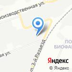 ТТО-Маркет на карте Омска