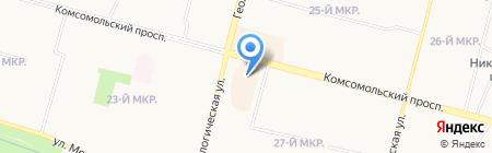 Elsi на карте Сургута