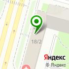 Местоположение компании Анти-СПИД