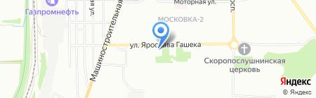 Papaya на карте Омска