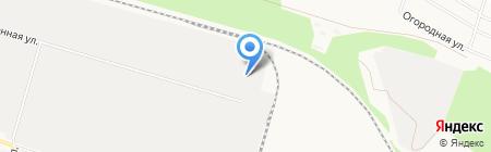 Грэйсер на карте Сургута