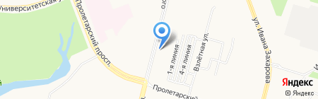 Portrait Zoo на карте Сургута