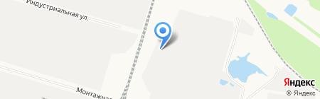 БПТОиКО на карте Сургута