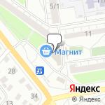 Магазин салютов Омск- расположение пункта самовывоза