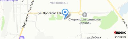 Профессионал на карте Омска