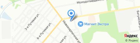 ПароPlaza на карте Омска